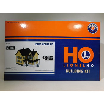 Lionel HO Scale Jones House Kit #1967140 #TOTES1
