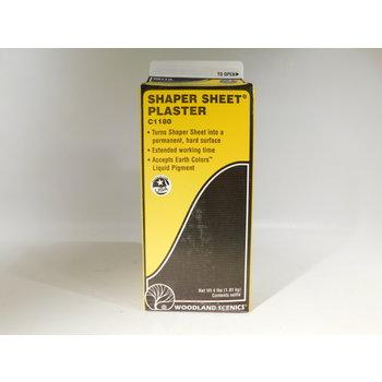 Woodland Scenics Shaper Sheet®* Plaster #1180