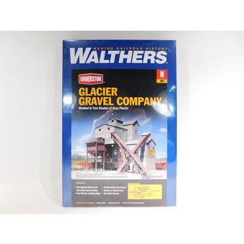 Walthers N Scale Glacier Gravel Company #933-3241