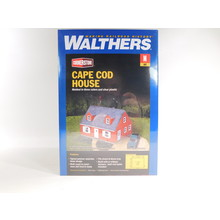 Walthers N Scale Cape Cod House #933-3839 #TOTES1