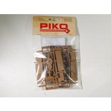 PIKO G Scale 5 Park Benches #62285 #TOTES1