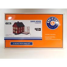 Lionel O Gauge Davis House Kit #1930430