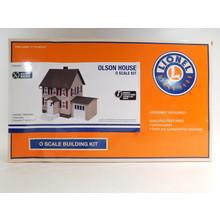 Lionel O Gauge Olson House Kit #1930400