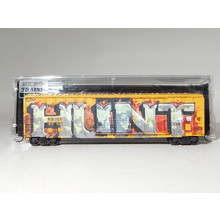 Micro-Trains Line N Scale Railbox Graffiti Boxcar #9 #025 45 562