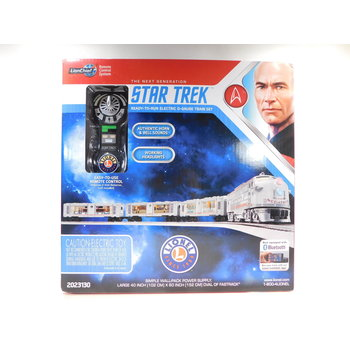 Lionel O Gauge Star Trek LionChief® Set #2023130