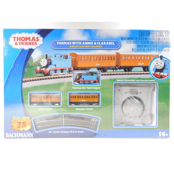 Bachmann N Scale Thomas with Annie & Clarabel #24028