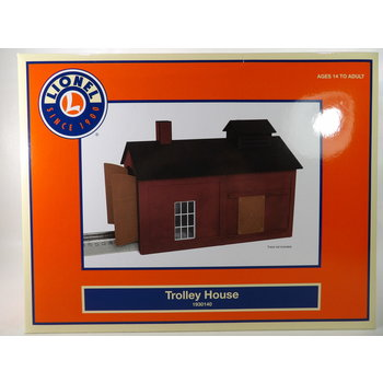 Lionel O Trolley House # 1930140
