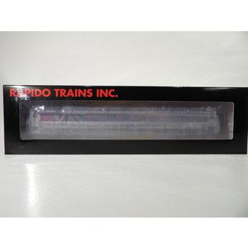 Rapido HO Scale MBTA Pullman Bradley 8600-Series Coach #2527 # 17246