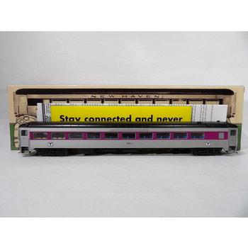 Rapido HO Scale MBTA Pullman Bradley 8600-Serie Coach #2561 # 17249