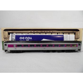 Rapido HO Scale MBTA Pullman Bradley 8600-Serie Coach #2565 # 17250