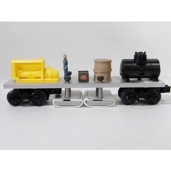 Northeast O Gauge Track Cleaning Car # Clean1