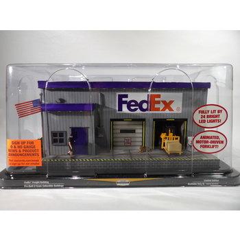 Menards O Scale FedEx® Freight Building # 279-6395