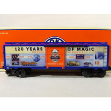 Lionel O 2020 Train Day Boxcar # 2028620