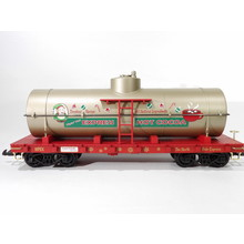 Piko G Christmas Hot Cocoa Tank Car # 38772