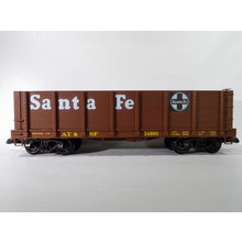 Piko G Santa fe  High-Side Gondola # 38704
