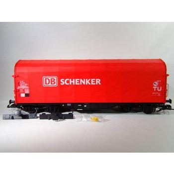 PIKO G DB Schenker VI Shimmns Tarp Car # 37717 #TOTES1