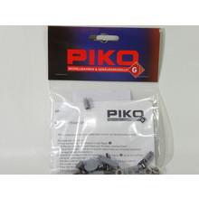 PIKO Metal Crankpins - 36.5mm BR80 Loco Wheels (Set of 6) # 36094