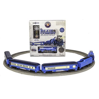 Lionel O Blue comet Train Set # 1923070