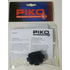 Piko G Track Magnets # 35268