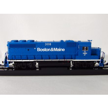 Atlas HO DCC & Sounds Boston & Maine GP40-2 Diesel # 308  locomotive  # 10003481