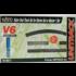 Kato N V6 Outside Loop Track set # 20-865-1 #TOTES1