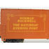 Norman Rockwell 50' Freedom from want Boxcar #085885