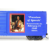 PRE-OWNED Norman Rockwell 50' Freedom of Speech Boxcar # 08587