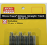 Micro Trains Z 220mm Straight Tracks # 990-40-917