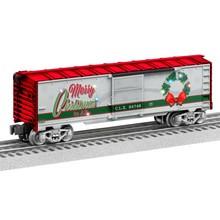 Lionel O Gauge Christmas Light Express Boxcar #2028300