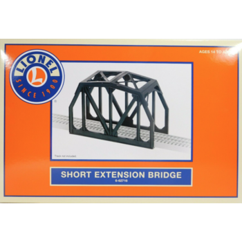 Lionel O Short Extension Bridge # 6-62716