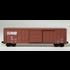 Micro Trains Z Norfolk Southern Boxcar # 510 00 461