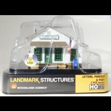 Woodland Scenics HO Letters, Parcels & Post # BR5063