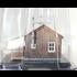 Woodland Scenics HO Rustic Cabin # 5065