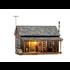 Woodland Scenics HO Rustic Cabin # BR5065