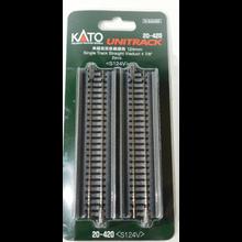 Kato N Viaduct Single Straight 124MM Track #20-420