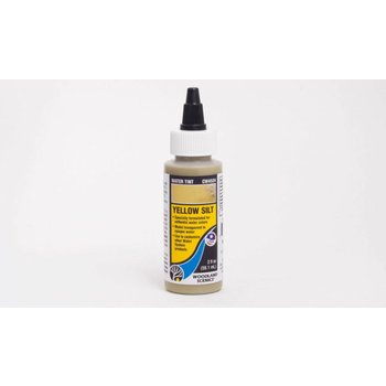 Woodland Scenics Water Tint Yellow Silt # 4524