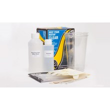 Woodland Scenics Deep Pour Water Clear # 4510