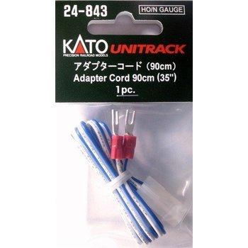 "Kato Trains Kato Adapter Cord 90Cm (35"") # 24-843"