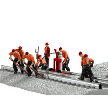 Lionel O Track Laying Crew 2129050