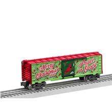 Lionel O 2021 Christmas Boxcar # 2128190