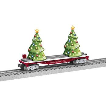 Lionel O Christmas Tree Flatcar # 2128060