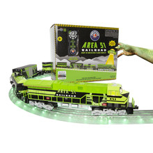 Lionel O Area 51 Railroad Train Set  # 2023050