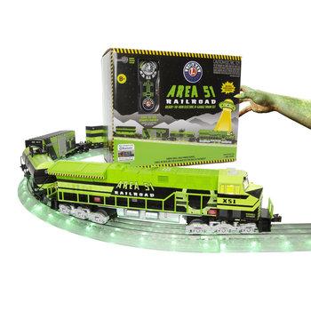 Lionel O Area 51 Railroad Train Set  # 2023050
