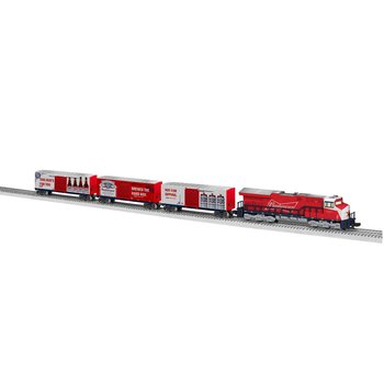 Lionel O LionChief Budweiser Delivery Diesel Set/ET44 # 2023030