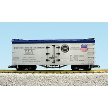 USA G PFE Southern / Union Pacific #93001 - Silver/Blue # R16004A # TOTE1