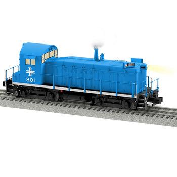 Lionel O BTO SW8 Diesel B&M #801 LCS  # 2133501