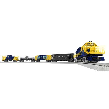 Lionel O LionChief Alaska Diesel Freight Set/GP38 # 2023150