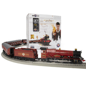 Lionel O Harry Potter Hogwarts Express LionChief® Set with Bluetooth® # 2023170