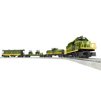 Lionel O John Deere GP38 Freight LionChief® Set# 2123040