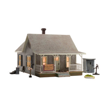 Woodland Scenics N Scale Old Homestead # BR4933